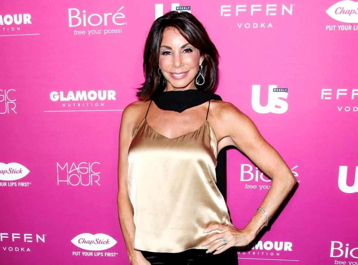 "Danielle Staub Says She is ""Done"" With the RHONJ, She Explains Why and Reveals What it Would Take for Her to Return Next Season"