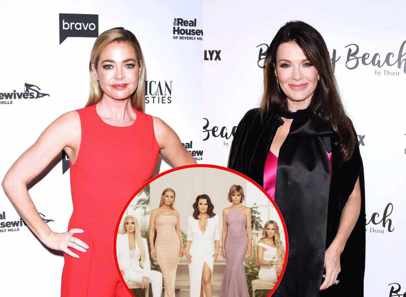 REPORT: Denise Richards Now Gets Why Lisa Vanderpump Isn't Friends With RHOBH Cast, Is She Open to Making Amends With Lisa Rinna Amid Feud?