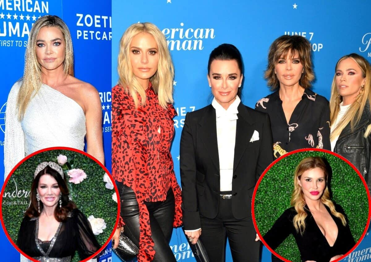Did the RHOBH Cast Plot to Take Down Denise Richards Following Lisa Vanderpump's Exit?