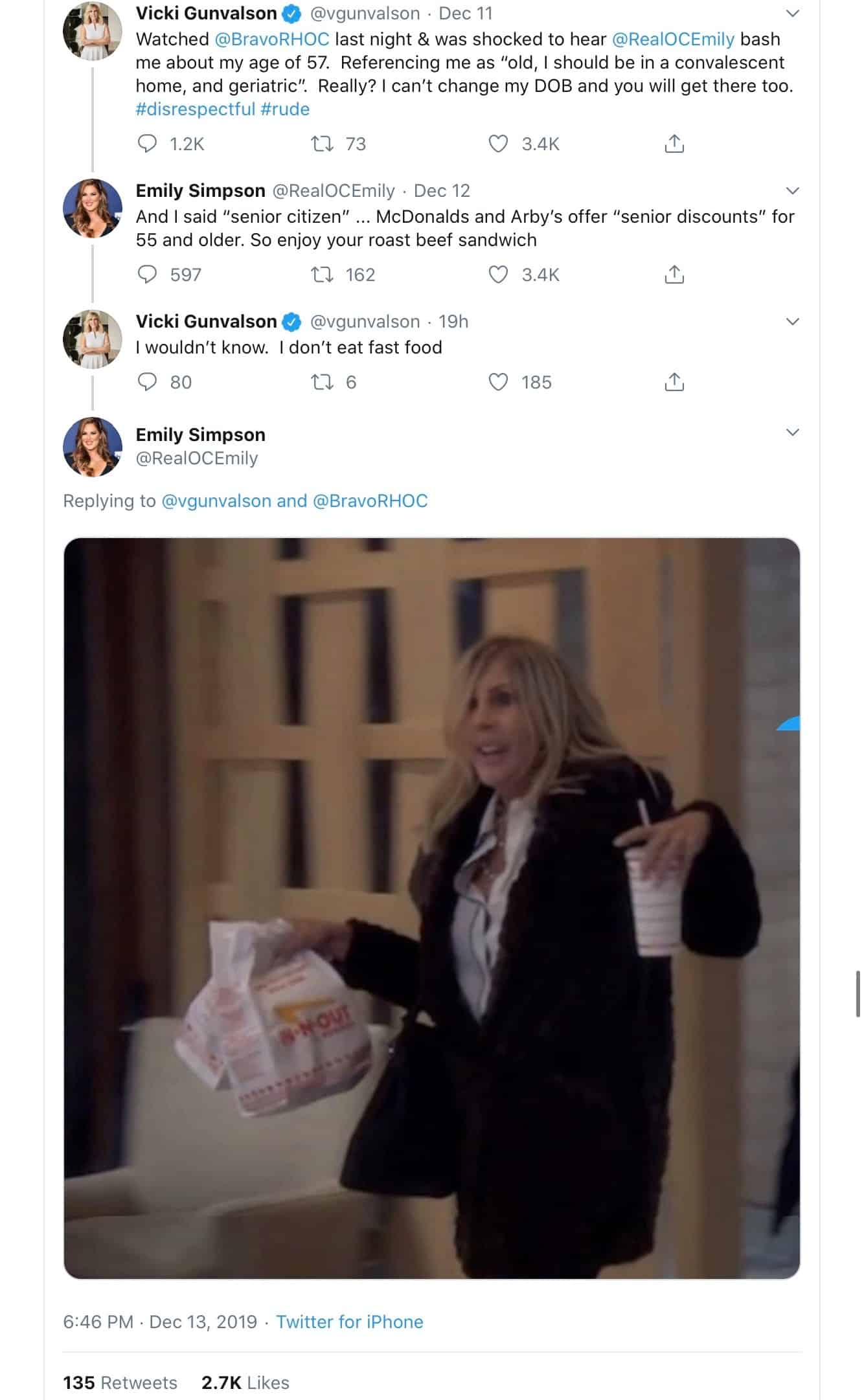 Emily Simpson slams Vicki Gunvalson in Twitter Feud