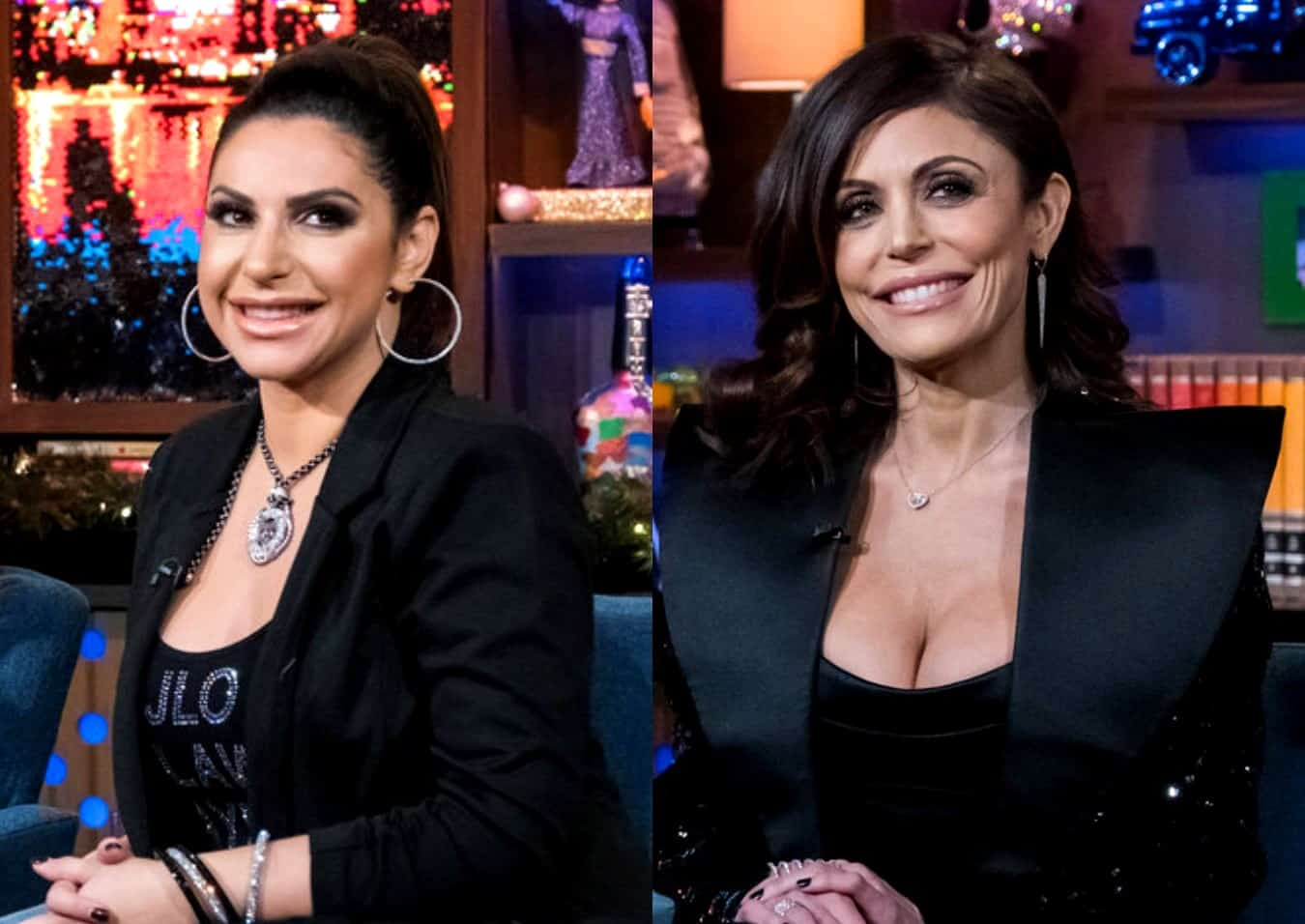RHONJ's Jennifer Aydin Blasts Bethenny Frankel for Claiming She's Not Funny by Seemingly Throwing Shade at Her Age and Suggests Joe Gorga is Lying About His Sex Life