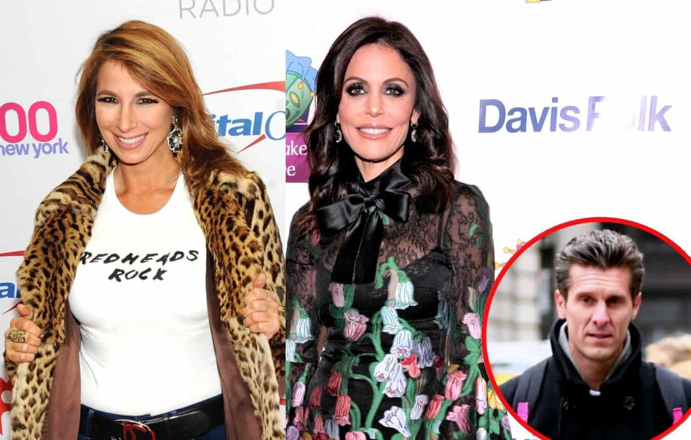 "Jill Zarin Reveals Why She Respects Bethenny's Ex Jason Hoppy, Plus Former RHONY Star Explains Why She is ""Done"" With the Show"