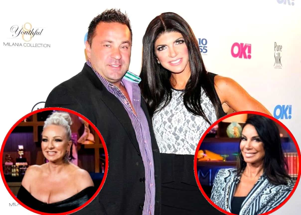 The RHONJ Cast Reacts to Teresa Giudice and Joe Giudice's Split