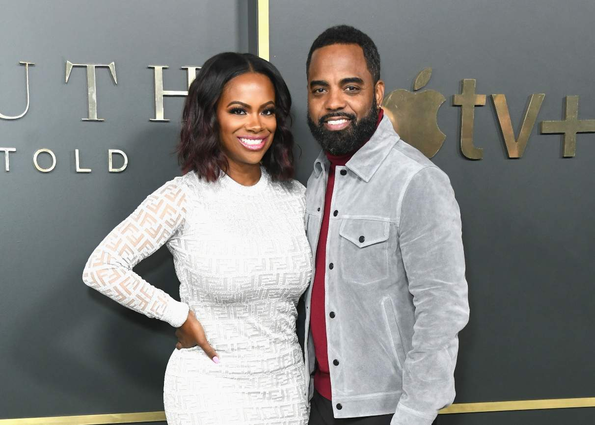 RHOA's Kandi Burruss Slams Husband Todd Tucker for Clubbing Just Days After Daughter's Birth, See How Todd Responded