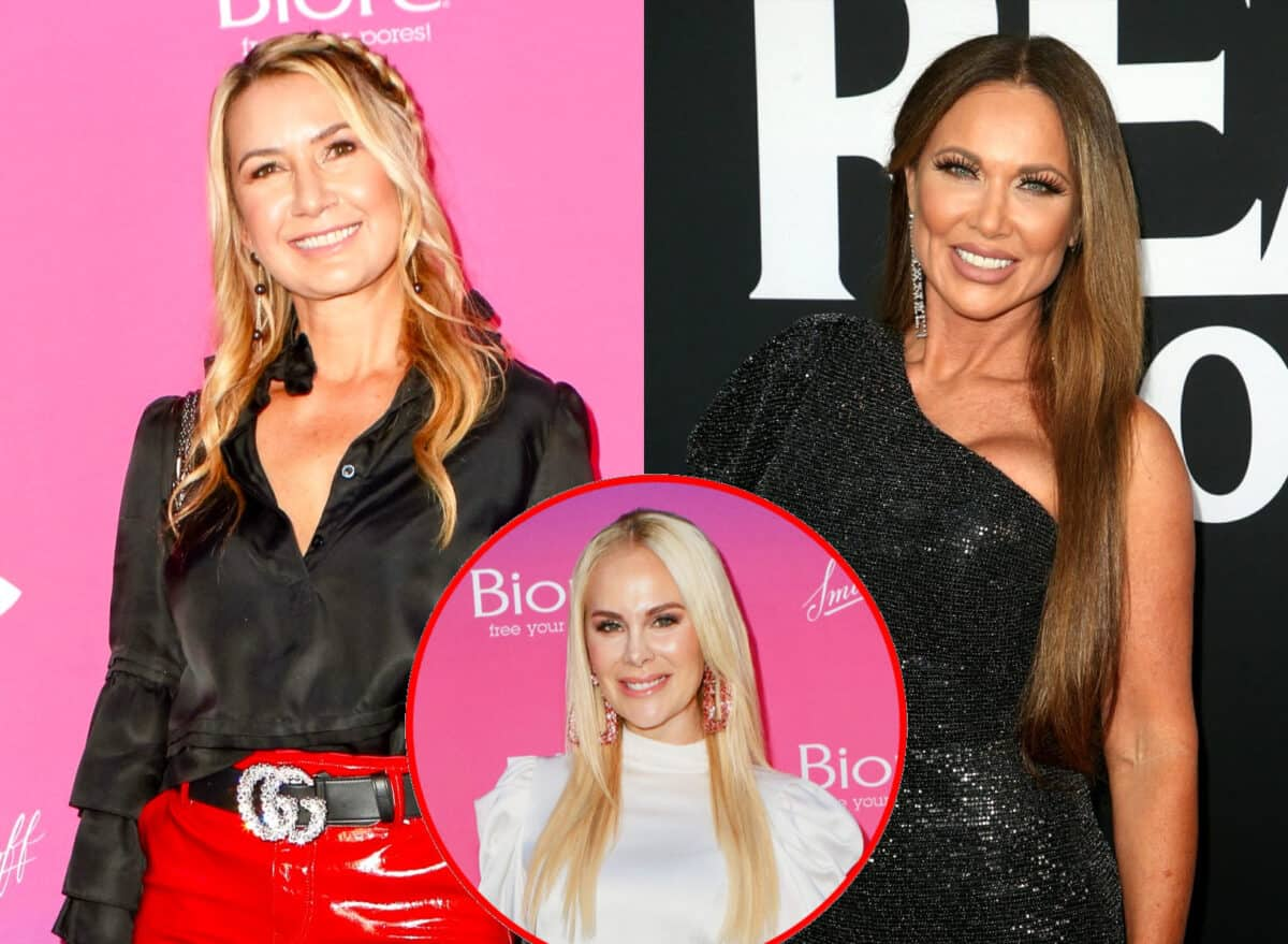 "RHOD's Kary Brittingham Reacts to LeeAnne Locken's ""Racist"" Comments and Reveals if Bravo is Upset, Plus Kameron Westcott Responds to Backlash"