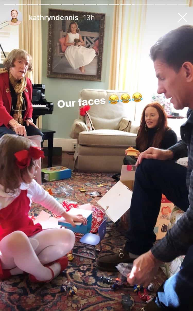 Southern Charm Kathryn Dennis and Thomas Ravenel Reunite for Christmas