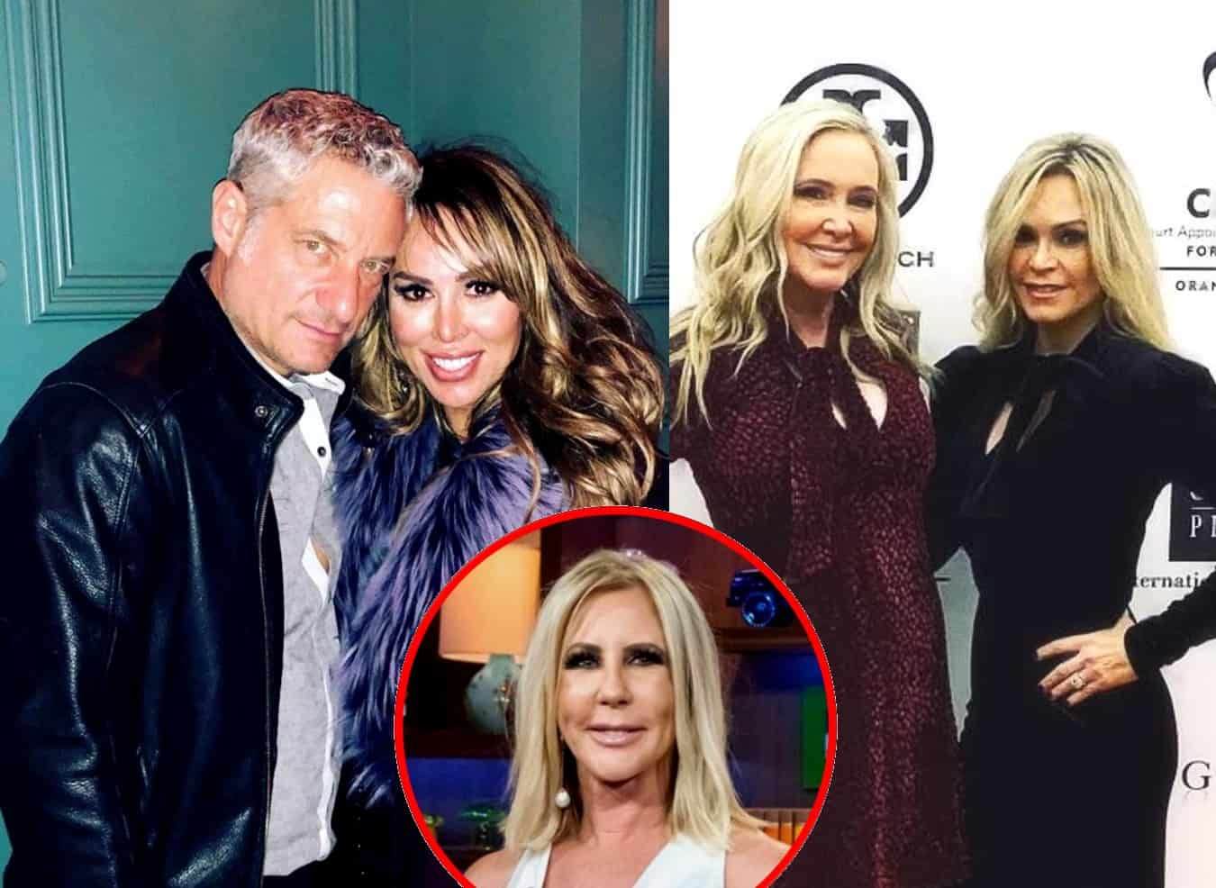 "RHOC's Kelly Dodd and Fiance Rick Slam Tamra Judge's Claim About Her Ring as Kelly Calls Shannon a ""Moron,"" Plus Kelly Reveals She Has Made Amends With Vicki Gunvalson"