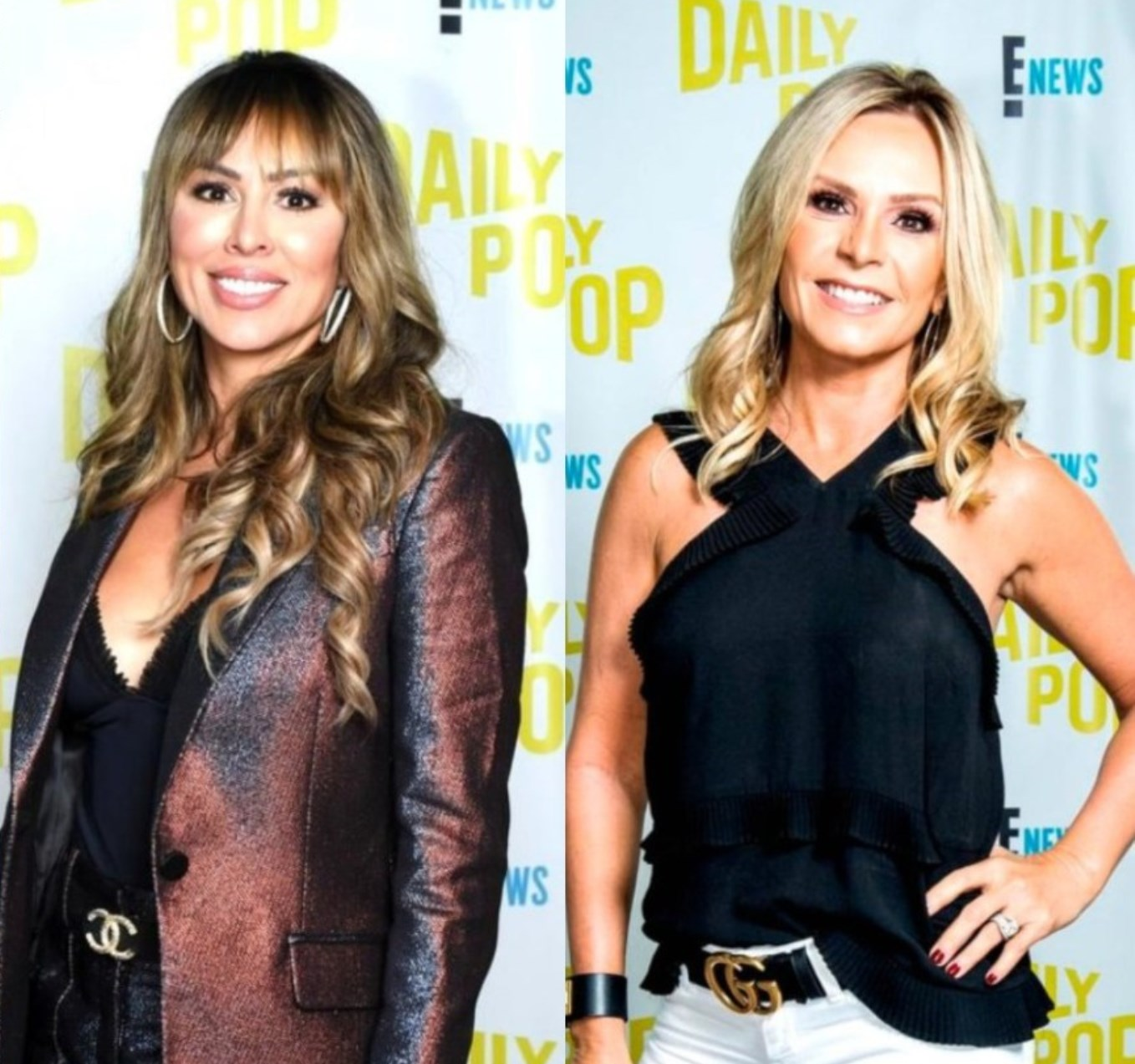 Kelly Dodd Slams Tamra Judge for 'Disgusting' Comment About Eddie and Disses RHOC Cast, Plus Daughter Jolie Meets Fiancé Rick Leventhal