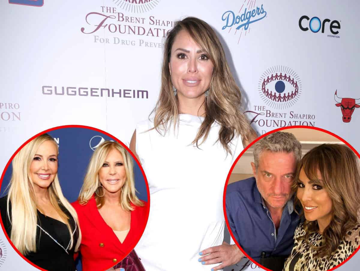 RHOC's Kelly Dodd Thinks Vicki Gunvalson Needs Her Own Show, Reveals Where She Stands With Shannon Beador and Confirms Fiancé Rick Leventhal is Moving to California