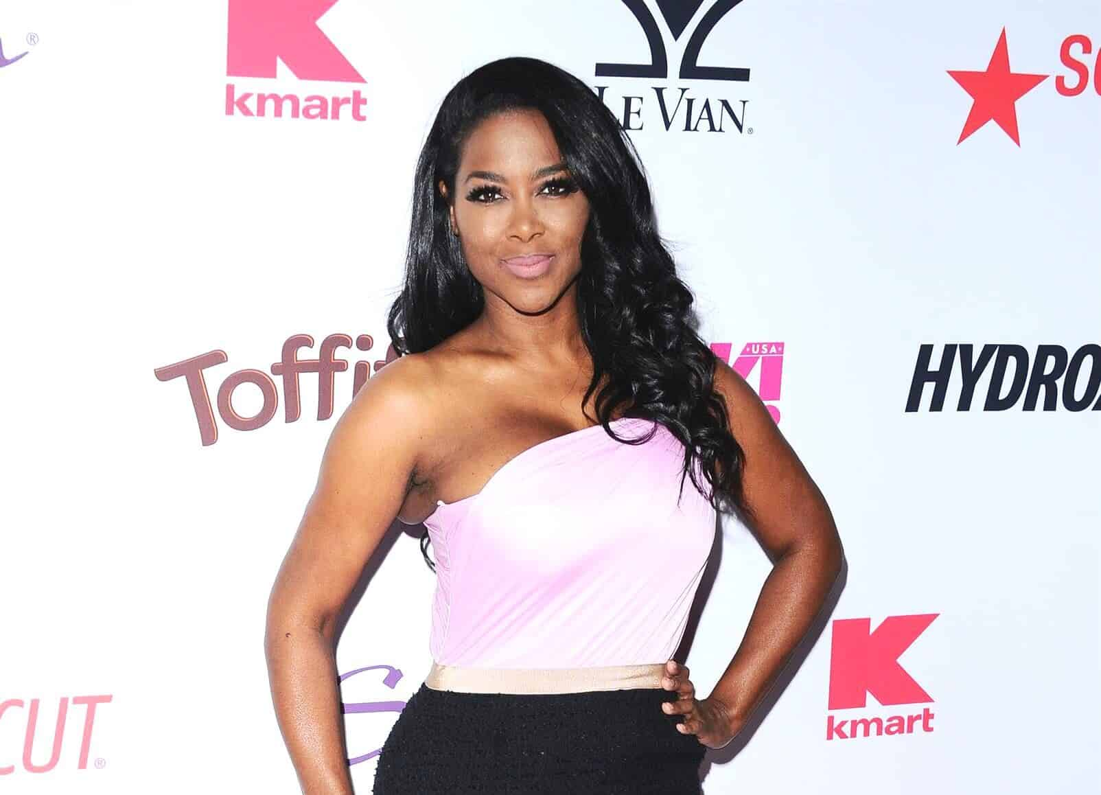 Kenya Moore Seemingly Admits to Leaking Bachelorette Drama to Blog, Dishes on Scenes That Were Cut From RHOA This Season and Shares Why Falynn Deserves a Peach, Plus She Shades LaToya as 'Disloyal'