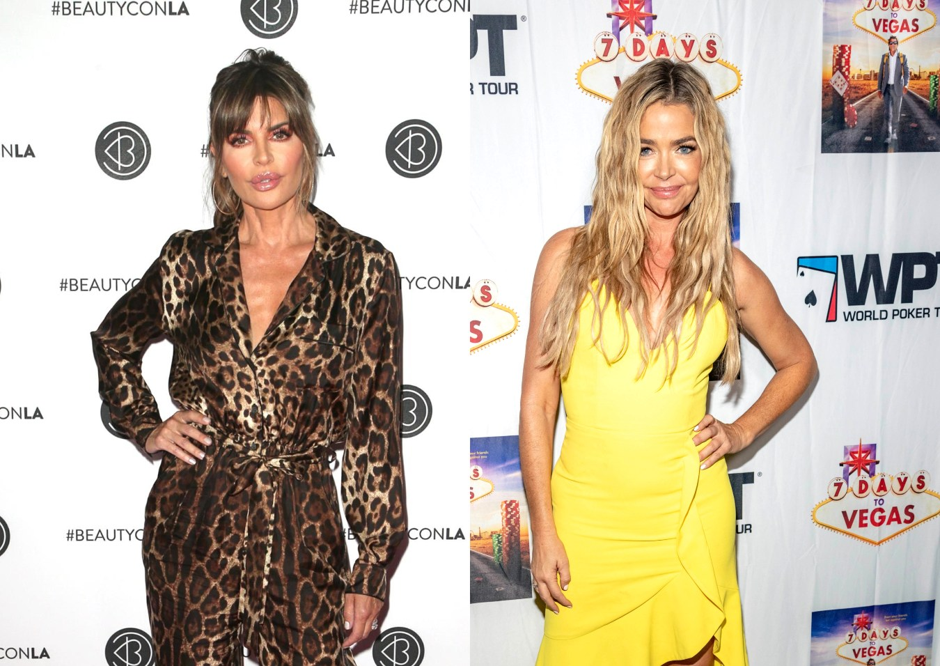 Lisa Rinna Calls Out Denise Richards For Skipping RHOBH Finale Party, See Lisa's Post as Denise Opens Up About a Health Crisis