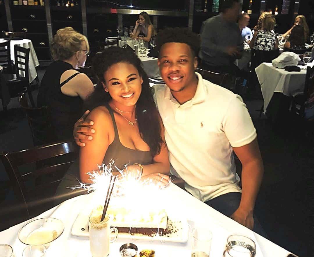 MAFS Update Tristan Thompson and fiance Rachel Ashley
