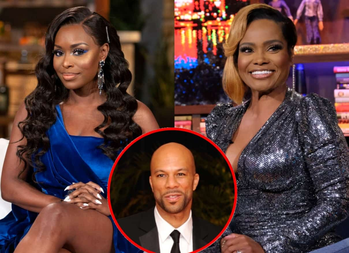 Married to Medicine's Quad Webb Denies Involvement With Rapper Common