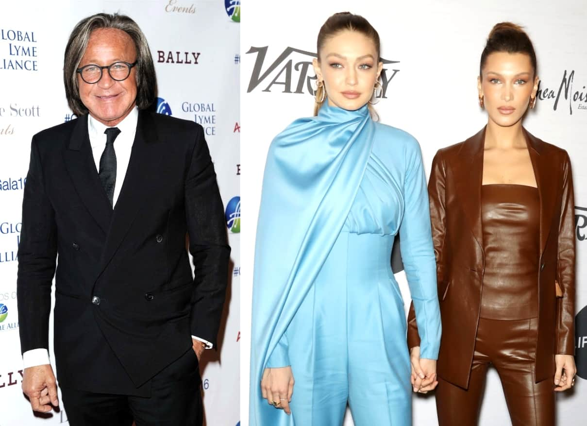 Here's How Gigi and Bella Hadid Feel About Dad's Bankruptcy Filing as Mohamed Hadid Downsizes to a $4.5 Million Home Amid Accusations of Bankruptcy Fraud by Neighbors