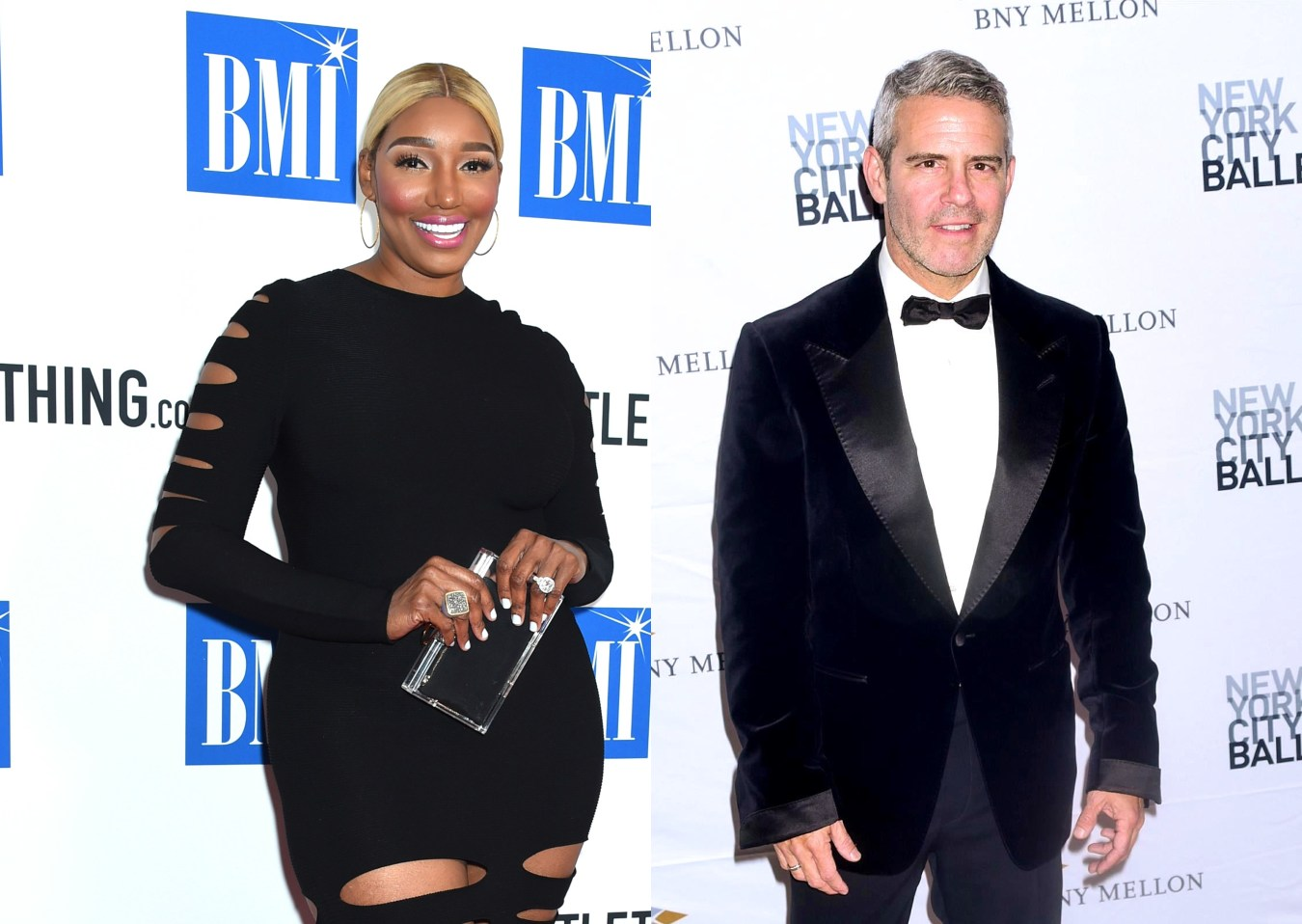 "RHOA's Nene Leakes Slams ""Messy"" Andy Cohen for Throwing Shade at Her for Wearing the Same Dress Twice on WWHL, See Her Scathing Post"
