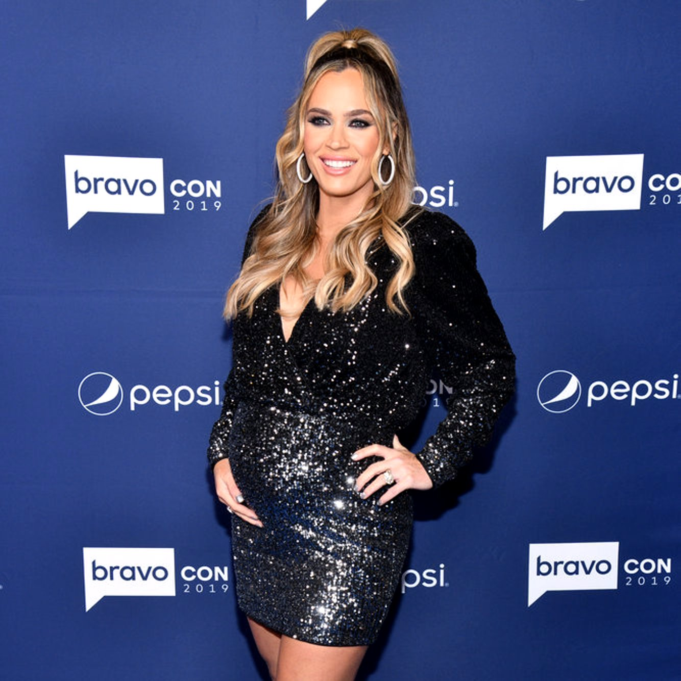 RHOBH Teddi Mellencamp Asks Fans to Help Her Choose Name for Baby #3! See How People Are Voting