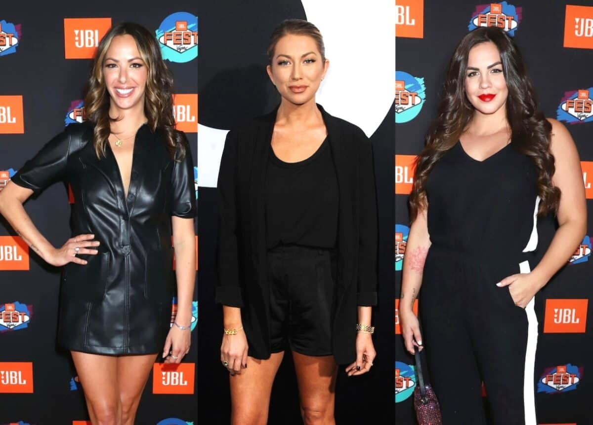 Kristen Doute Shares What It'll Take to End Feud With Stassi Schroeder and Katie Maloney, Plus Vanderpump Rules Star Reveals Who Started Feud