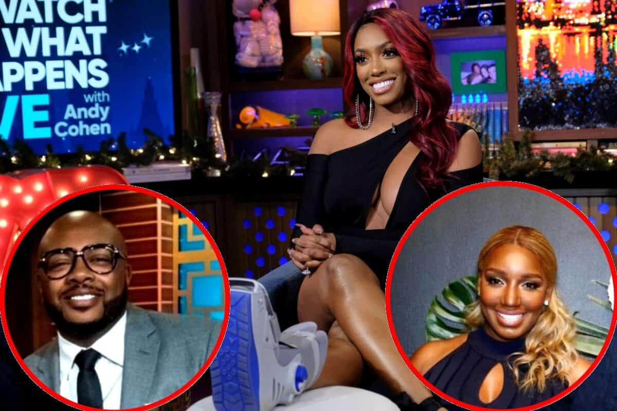 RHOA's Porsha Williams Says She and Dennis McKinley Are Re-Engaged After Infidelity, Plus She Teases Change in Nene Leakes This Season and Talks Drama With Eva