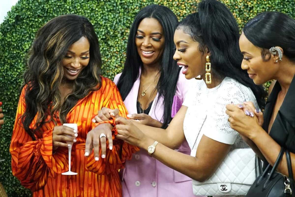 RHOA Recap: Kenya's Marriage Continues to Unravel as Cynthia Gets Engaged!