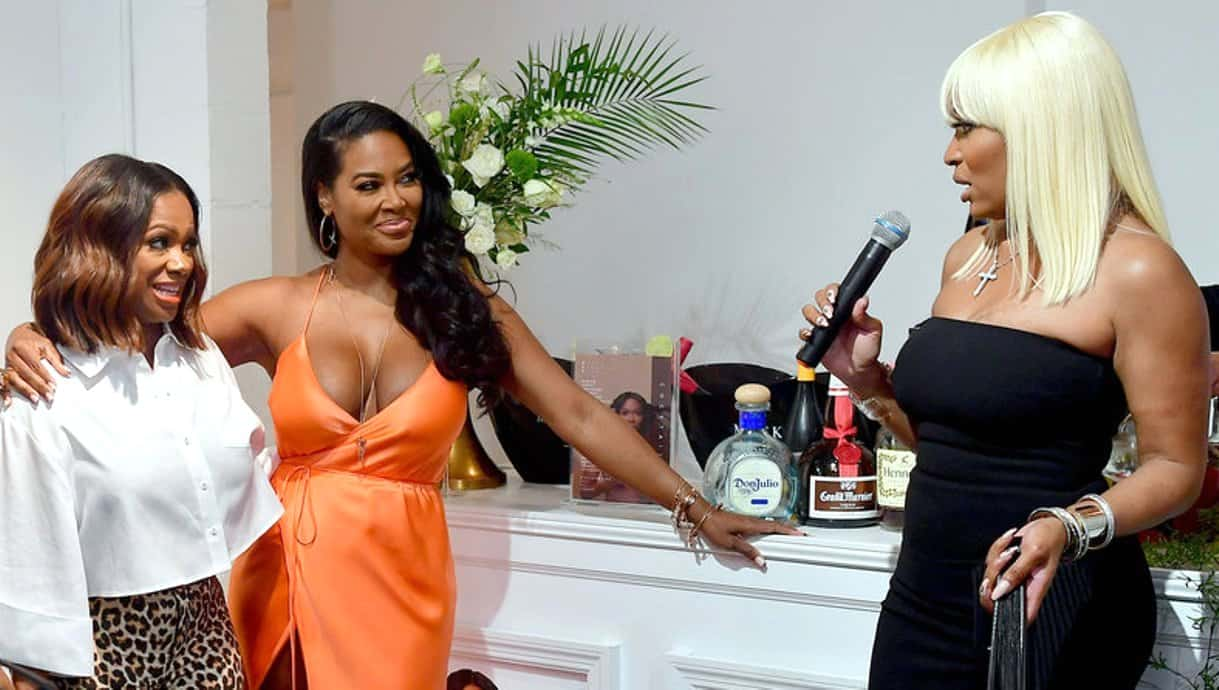 RHOA Recap: Kenya Crashes Marlo's Wig Launc Party as Nene Reunites With the Ladies