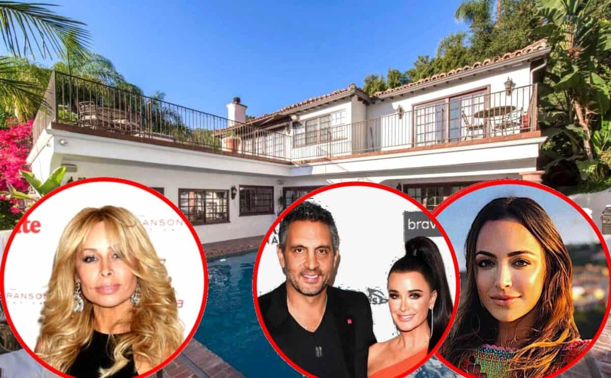 PHOTOS: RHOBH's Faye Resnick Lists $2.5 Million Home by Enlisting Kyle Richards' Husband Mauricio and Daughter Farrah, See Pics of Inside the Gorgeous LA House
