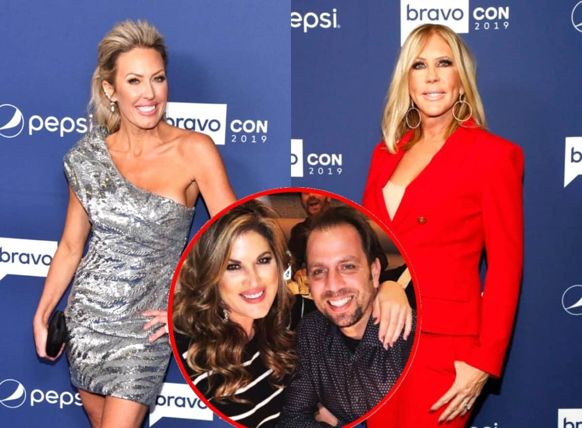 RHOC's Braunwyn Windham-Burke Suggests Vicki Gunvalson Won't Return in a Full-Time Role