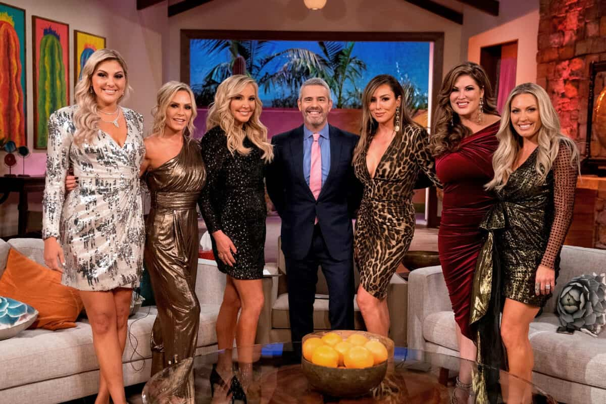 REPORT: RHOC Cast Worried About Getting Fired After Andy Cohen Announces Cast Shake Up, Find Out Why Tension is Running High Amongst the Housewives