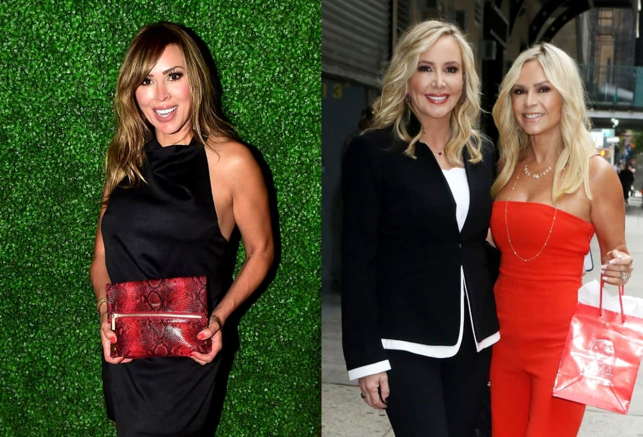 RHOC's Kelly Dodd Reveals Where She Stands With Tamra Judge and Shannon Beador