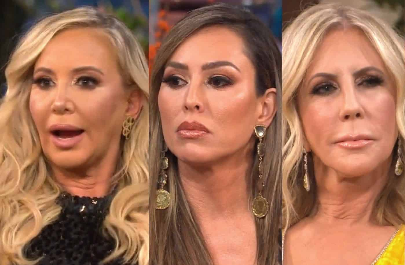 RHOC Reunion Part 2 Recap: Shannon Cries Over Spending $250K on Lawsuit as Kelly and Vicki Make Amends