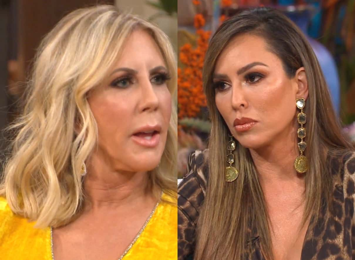 RHOC Reunion Part 1 Recap: Vicki Fights With Producers as Kelly Feuds With Costars
