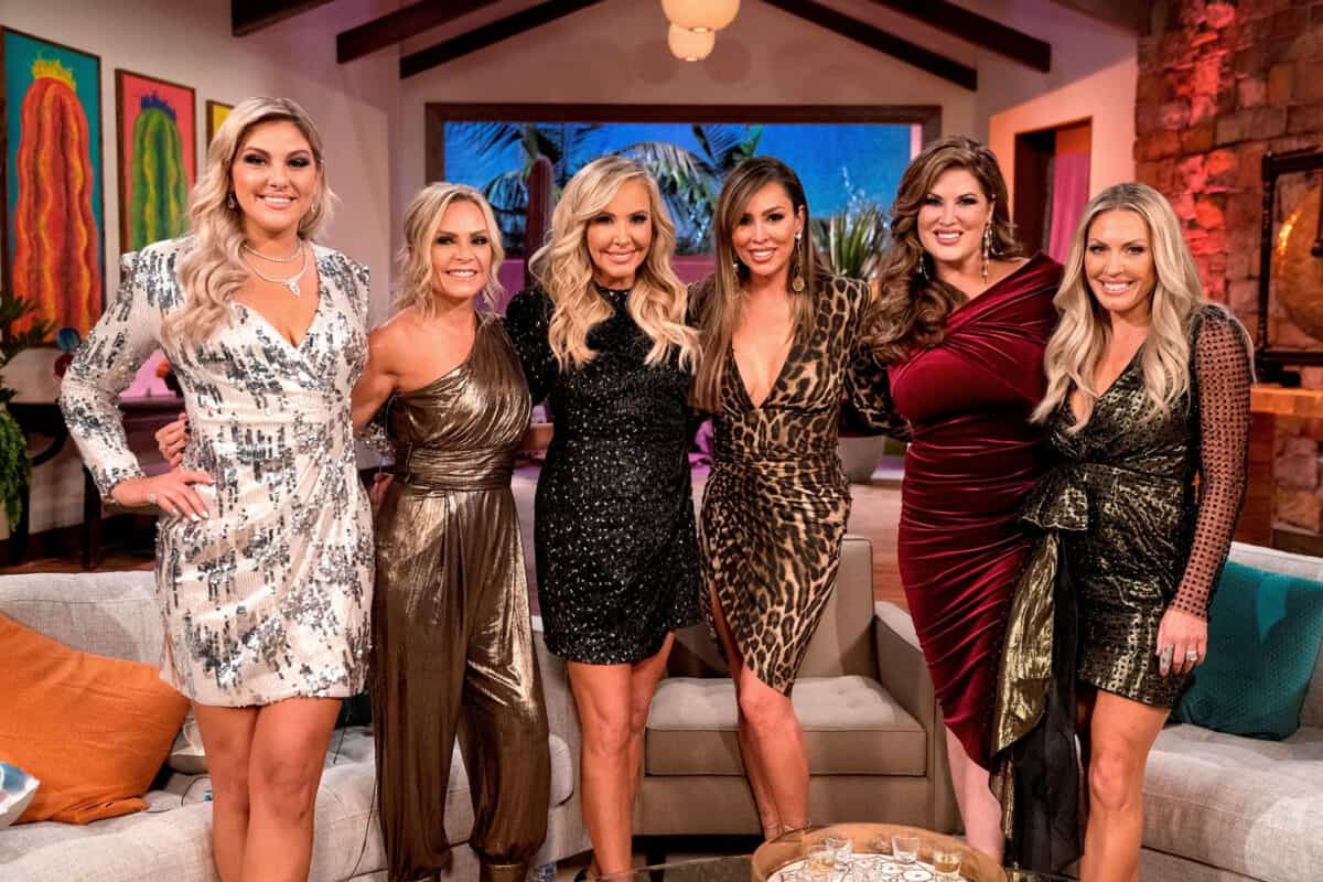 Find Out Which RHOC Stars are on the Chopping Block With Bravo Ahead of New Season as Producers Reportedly Fear it Will Be 'Redundant and Stale'