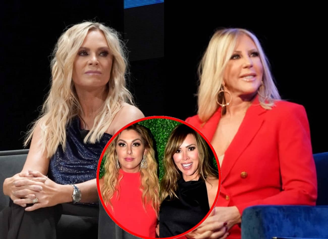 RHOC's Tamra Judge Dishes Why She Was Surprised Vicki Gunvalson Didn't Get Engaged on Camera