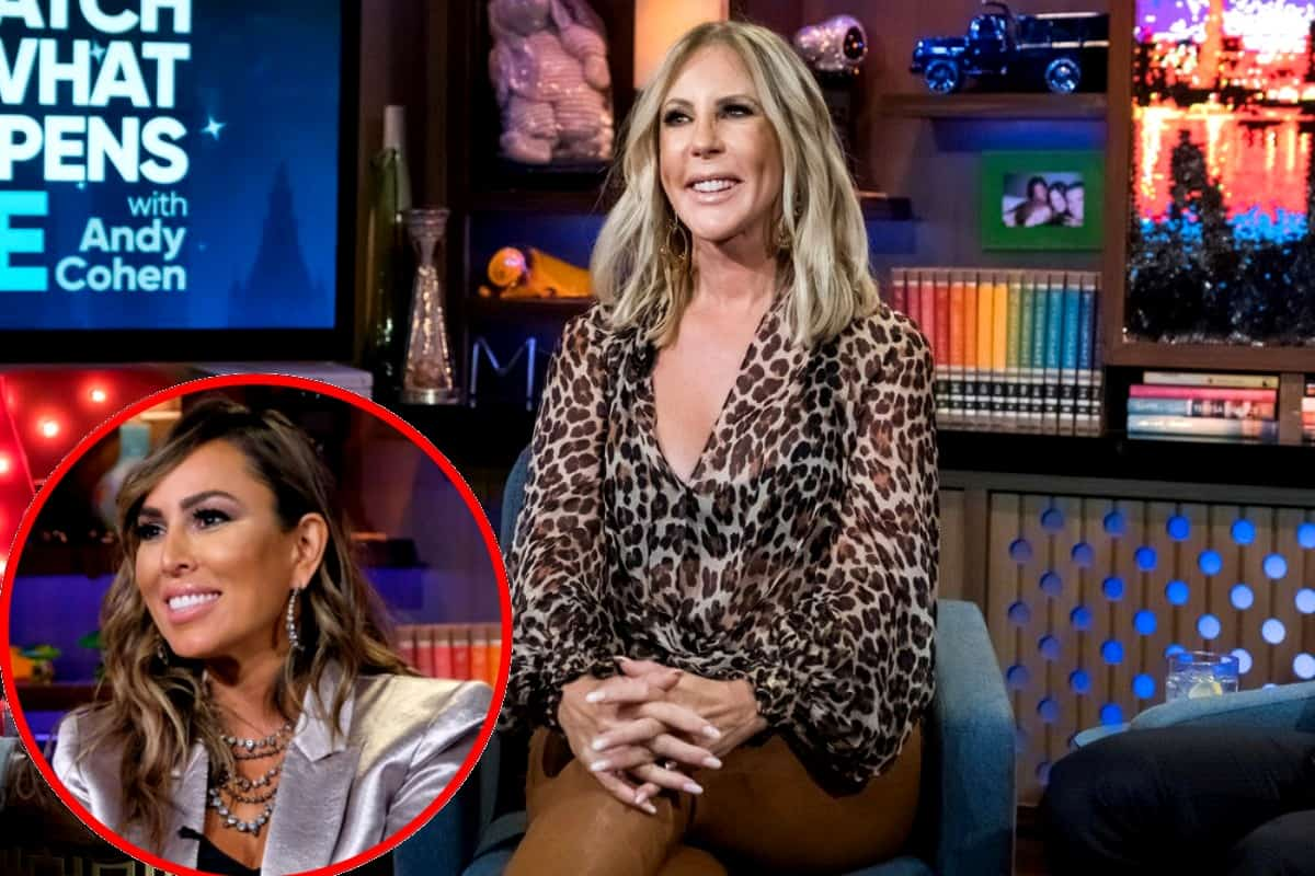 Vicki Gunvalson Throws Shade at Kelly Dodd! Plus She Reacts to Rumors of Full-Time Return Next Season and Addresses Her Over-the-Top Reaction to Being Labeled a 'Con Woman'