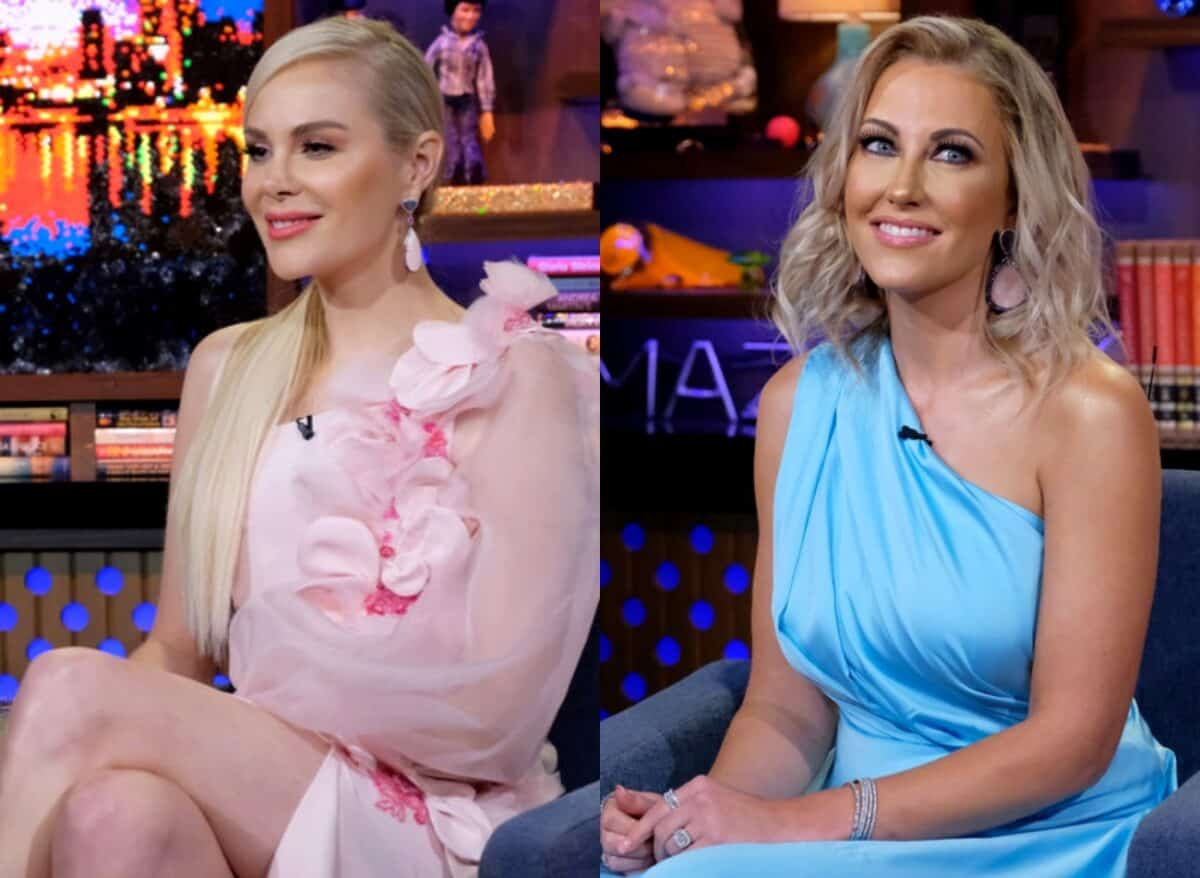RHOD's Kameron Westcott Slams Stephanie Hollman's 'Bully' Accusation, Calls Her Out For Talking Behind Her Back