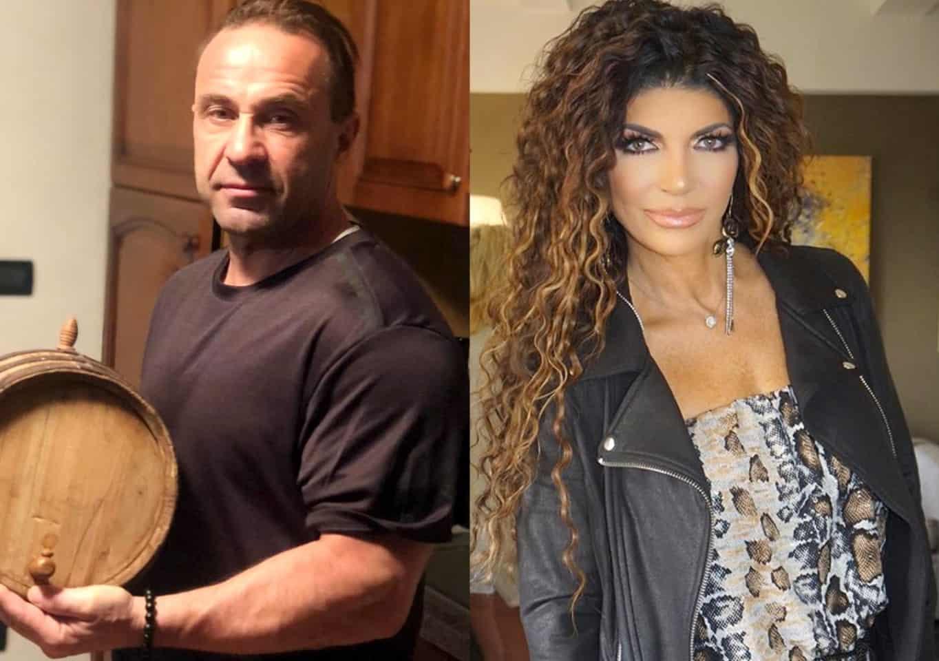Joe Giudice Admits He 'Doesn't Know Where He Stands' With Teresa as He Addresses Their Fight on the RHONJ and Praises Daughter Gia, Plus Teresa Opens Up About Their Biting Phone Call