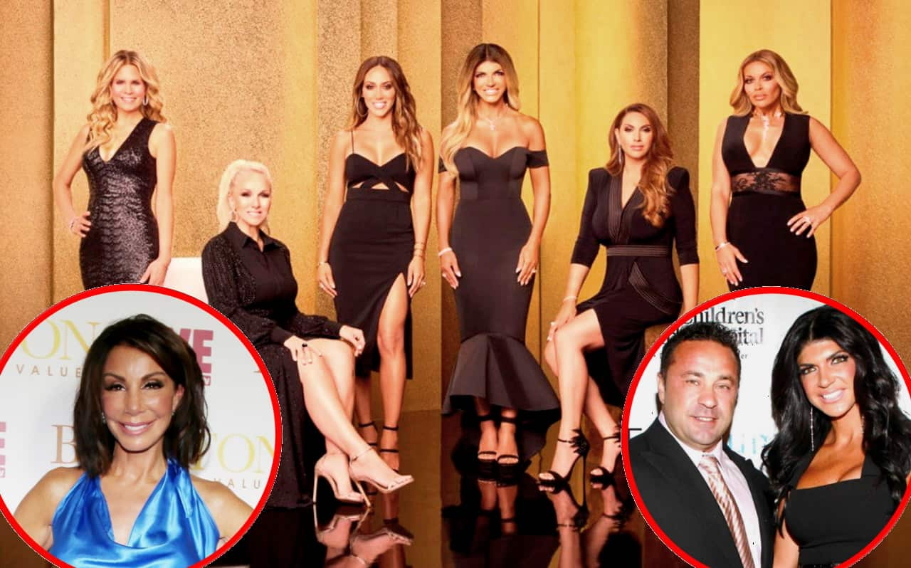 VIDEO: Danielle Staub Drags Margaret Jospehs by Her Hair in RHONJ Midseason Trailer! Plus See the Reunion of Joe and Teresa Giudice