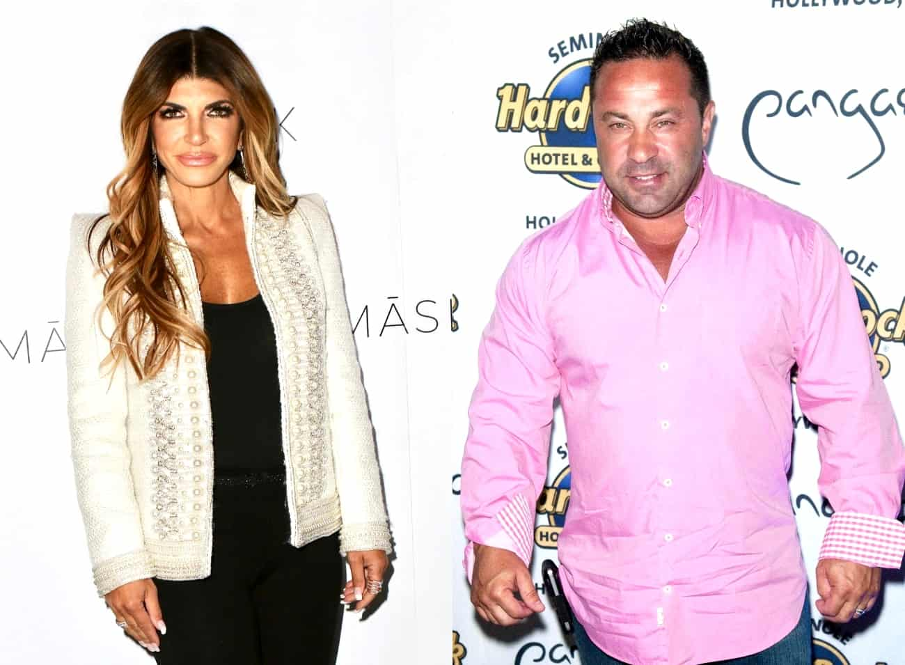 RHONJ Star Teresa Giudice's Relationship Status Revealed Following Her Separation From Joe Giudice