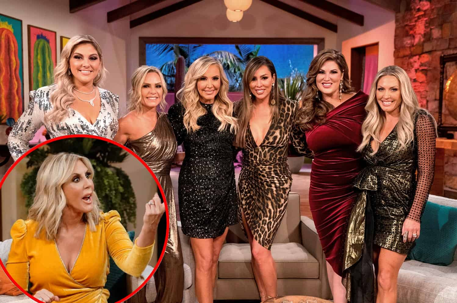 VIDEO: Watch the RHOC Reunion Trailer! Emily Mentions Divorce and Vicki Suffers an Epic Meltdown, Plus Kelly Battles With Tamra and Shannon