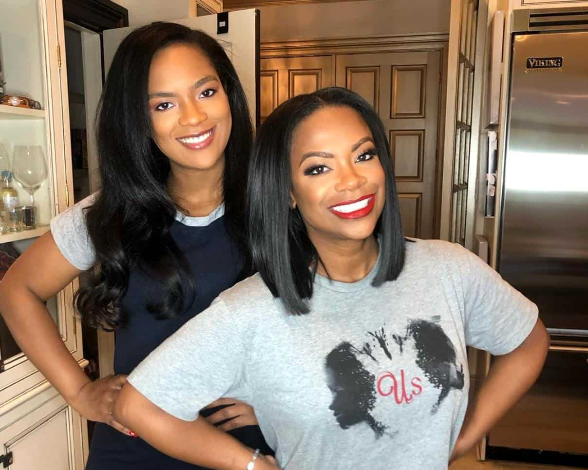 RHOA Star Kandi Burruss' Daughter Riley Burruss Gets Accepted Into NYU! See Kandi and Riley's Reaction to the Good News