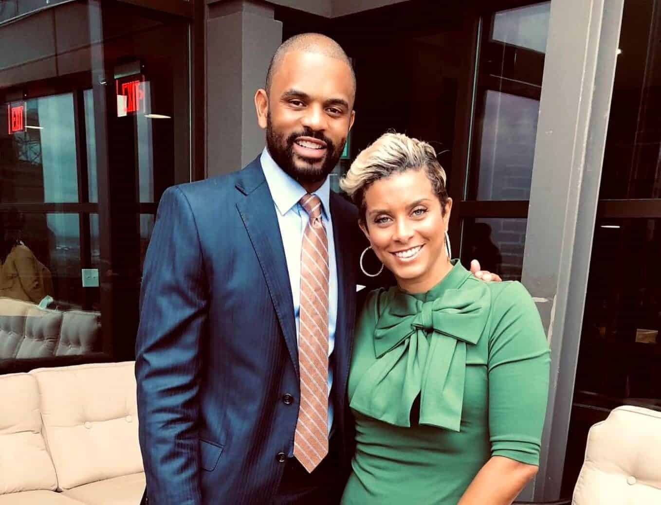 VIDEO: RHOP Stars Robyn Dixon and Juan Dixon Are Engaged! See a Video of Juan's Sweet Proposal and Robyn's Engagement Ring