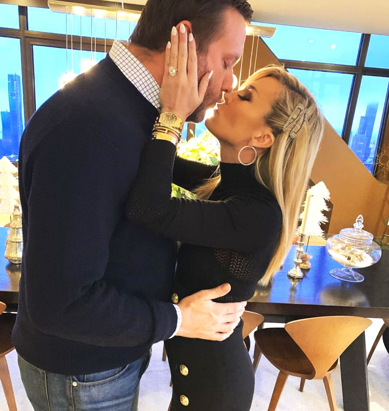 How Much is Tinsley Mortimer's Engagement Ring? Find Out, Plus See Emotional Clip of RHONY Star's Engagement to Boyfriend Scott Kluth