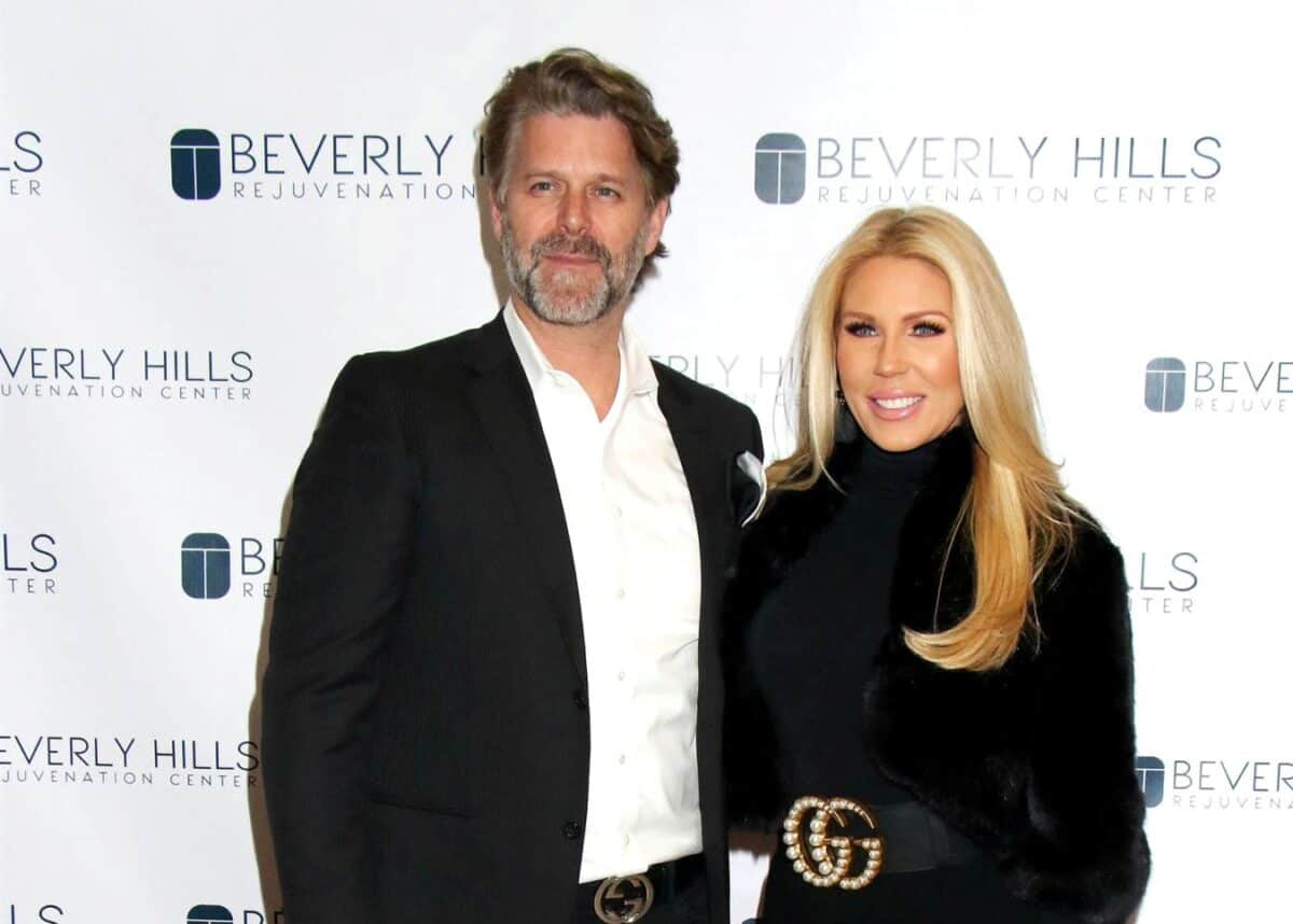 Gretchen Rossi and Slade Smiley Accused of Selling CBD Products With False Labels, Find Out How Ex RHOC Stars Responded to the Investigation