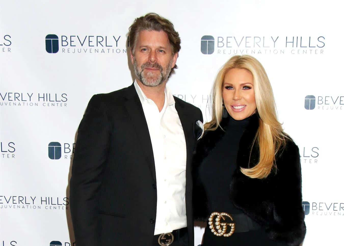 Gretchen Rossi and Slade Smiley Accused of Selling False CBD Products With Misleading Labels, See the Ex RHOC Stars' Response