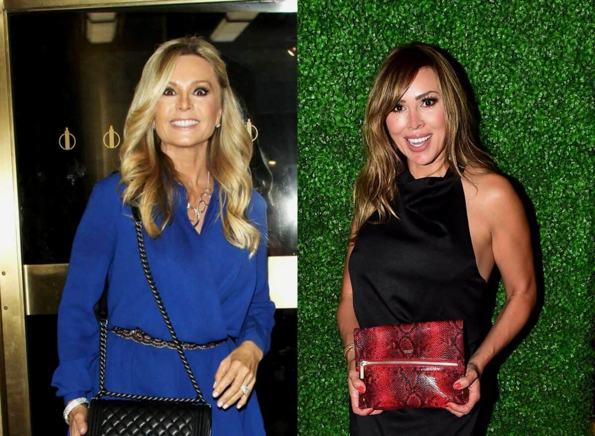 RHOC's Tamra Judge Makes Fun of Kelly Dodd's Receding Hairline and Agrees She Should Be Fired, Kelly Fires Back by Mentioning Her Estrangement From Daughter Sidney