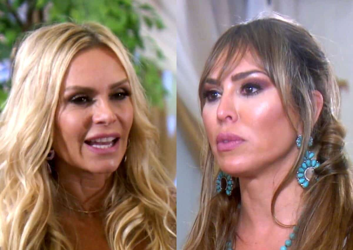 RHOC Recap: Tamra Loses It Over $300K Legal Bill For Defamation Lawsuit and Blames Kelly at Vicki's Engagement Party