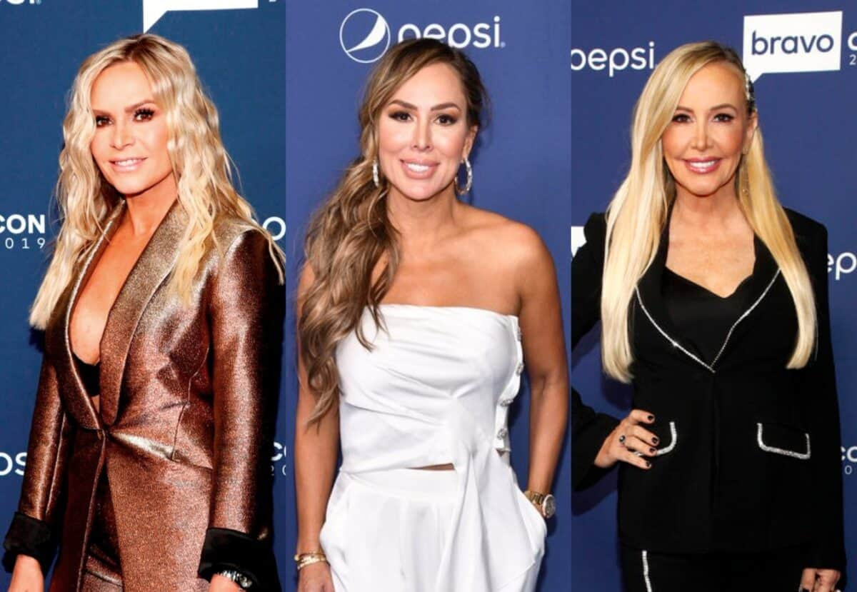 "Did RHOC's Tamra Judge Make Shannon End Friendship With Kelly? Shannon Speaks Out as Tamra Accuses Kelly of ""Ultimate Betrayal"" for Lawsuit Involvement"
