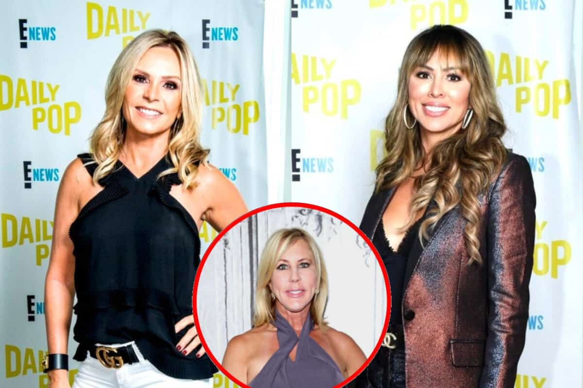 Groupon Calls Out Tamra Judge After RHOC Star Denied Using Company by Showing Proof She Did, Tamra Gets Upset and Responds as Kelly Mocks Her and Vicki Post Reunion