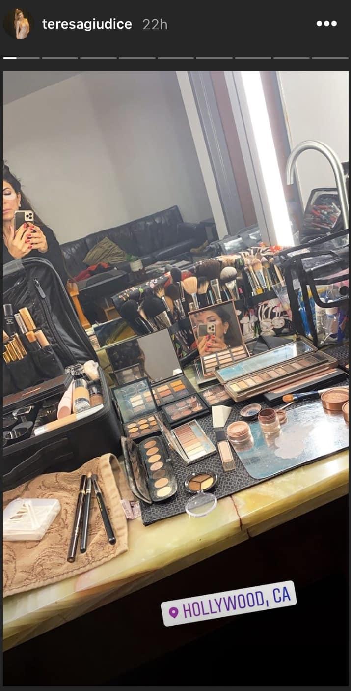 RHONJ Teresa Giudice Prepares for Caroline Manzo Special