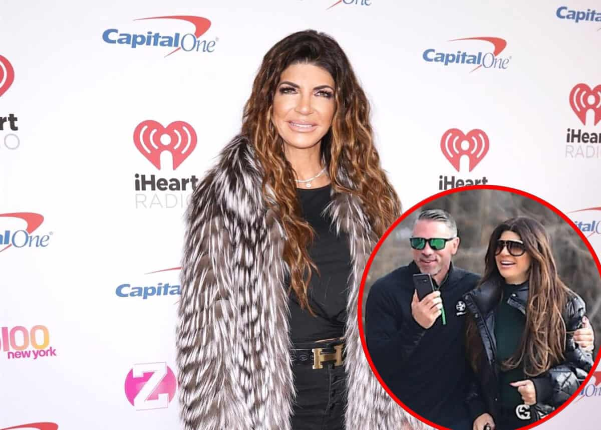 PHOTOS: Teresa Giudice Gets Cozy With Ex Anthony Delorenzo After RHONJ Star's Separation From Husband Joe Giudice, See the Pics!