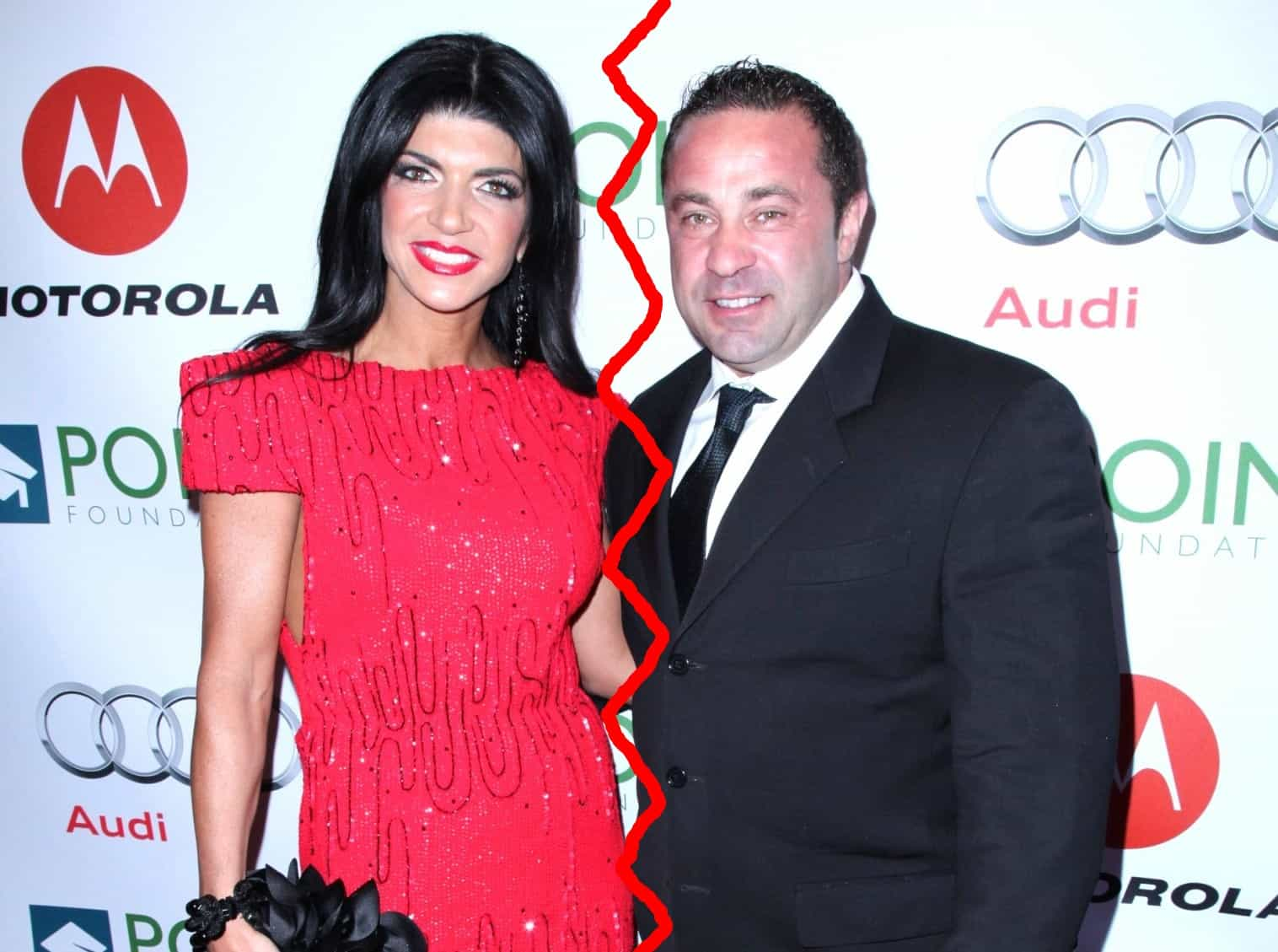 It's Official - RHONJ's Teresa and Joe Giudice Have Separated After 20 Years of Marriage, See Joe's Post Plus Has He Began Dating?